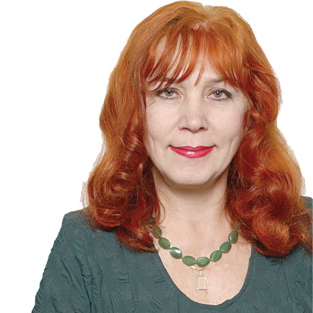 Olga Novolodskaia